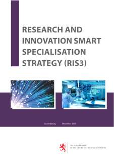 Luxembourg Research and Innovation Smart Specialisation Strategy 2017