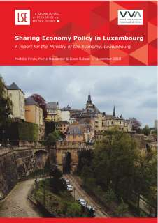 Sharing Economy Policy in Luxembourg